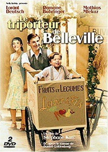 Bild von Le triporteur de belleville [FR Import]