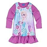 Disney Die Eiskönigin Nachthemd (140, Lila)