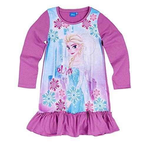 Disney Die Eiskönigin Nachthemd (98, Lila)