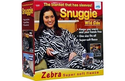 Snuggie Blanket, Zebra