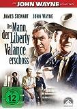 Der Mann, der Liberty Valance erschoss - William H. Clothier