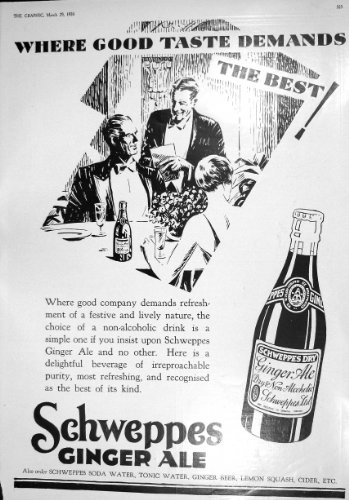 old-original-antique-victorian-print-1930-schweppes-ginger-ale-pepsodent-woodrow-luvisca-shirts-525m