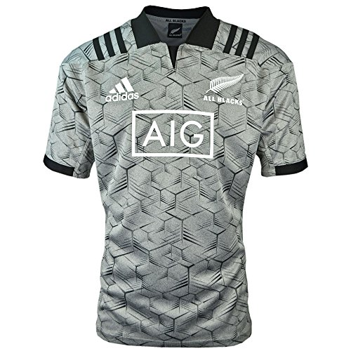 eb8d2908fd2 adidas AB TRG JSY All Blacks Camiseta de Entrenamiento, Unisex bebé, Gris  (brebas