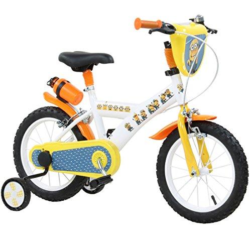 14 Zoll Minions Kinderrad Kinderfahrrad
