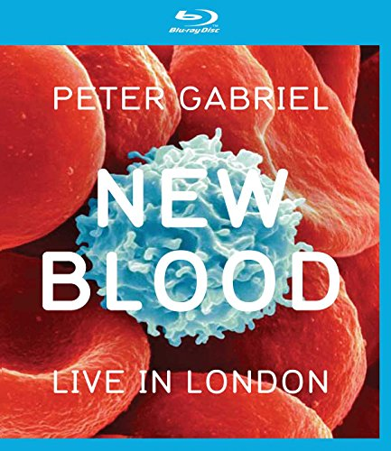 New Blood: Live In London (Bluray) [Blu-ray]