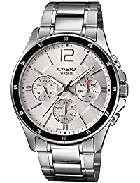 Casio Enticer Multi-Dial Men's Watch- MTP-1374D-7ADVF (A833)
