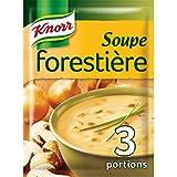 Knorr Soupe Forestière Champignons pour 3 Personnes 85g - Lot de 10
