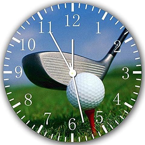 Golf orologio da parete 10