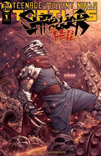 Teenage Mutant Ninja Turtles: Shredder in Hell #1 (of 5 ...