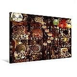Premium Textil-Leinwand 120 cm x 80 cm quer, Istanbul - Souvenir-Shop | Wandbild, Bild auf Keilrahmen, Fertigbild auf echter Leinwand, Leinwanddruck: nach wie vor eine Reise wert. (CALVENDO Orte)