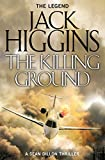 Front cover for the book The Killing Ground by Jack Higgins