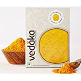 Amazon Brand - Vedaka Turmeric (Haldi) Powder, 100g
