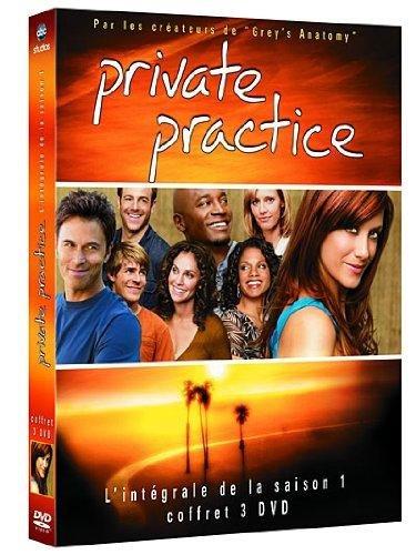 Private Practice, saison 1 - coffret 3 DVD