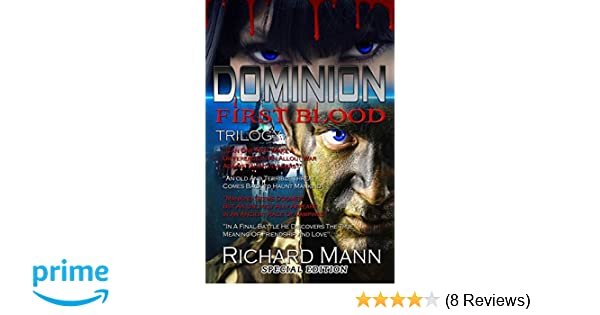 Dominion: First Blood: Aliens vs Vampires: Amazon co uk: Mr