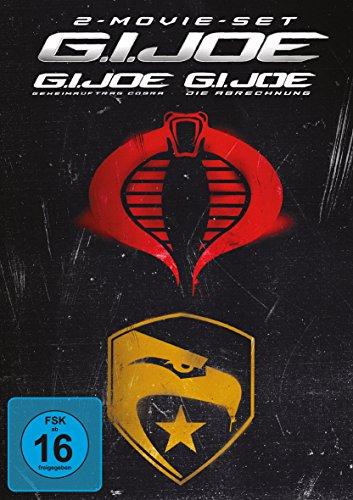 G.I. Joe - Die Abrechnung / G.I. Joe - Geheimauftrag Cobra [2 DVDs]