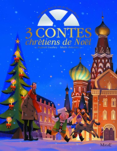 3 contes chrétiens de Noël (1CD audio)