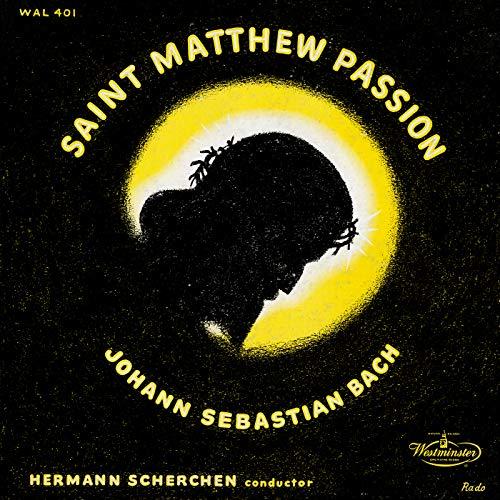 (J.S. Bach: St. Matthew Passion, BWV 244 / Part One - No.16 Evangelist, Jesus, Petrus:
