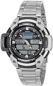 Casio Outdoor Analog-Digital Champenge Dial Men's Watch - SGW-400HD-1BVDR (AD166)