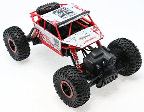 Top Race tr-1302,4GHz Batterien, Fernbedienung, Rock Crawler/Monster Truck 4WD/Off Road, Fahrzeug Spielzeug - 4