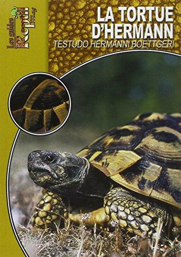 La Tortue d'Hermann: Testudo Hermanni Boettgeri