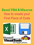 Excel VBA & Macros Tutorial for Beginners - How to create your First Piece of Code [OV]