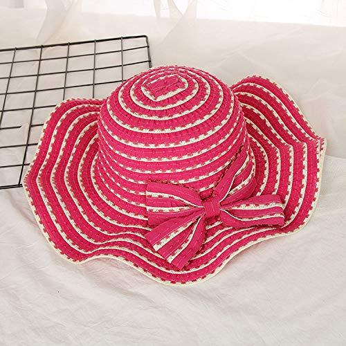 Wgyxm berretto da bagno estivo estivo da viaggio con cappuccio da viaggio per parapioggia lungo il berretto di stoffa, rosso 1, m