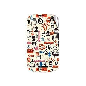 Garmor Designer Mobile Skin Sticker For BlackBerry 9360 - Mobile Sticker