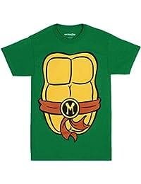 8003b3a7c230e Teenage Mutant Ninja Turtles disfraz de adulto camiseta