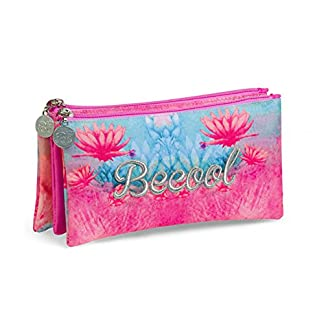 estuche escolar triple BECOOL