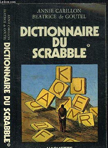 Dictionnaire du scrabble