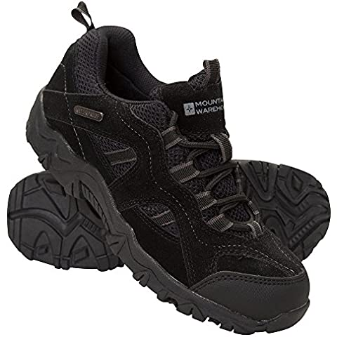 Mountain Warehouse Zapatillas impermeables juveniles Stampede