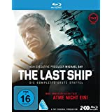 The Last Ship - Staffel 1 [Blu-ray]