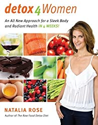 Detox for Women: An All New Approach for a Sleek Body and Radiant Health in 4 Weeks by Natalia Rose (2010-04-13)
