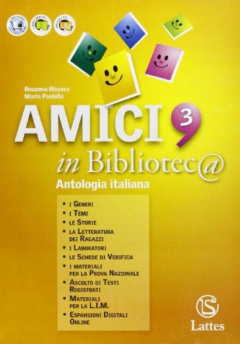Amici in bibliotec@. Per la Scuola media: 3