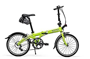 Original MINI Folding Bike Fahrrad / Klapprad / Faltrad Lime Green