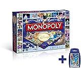 Monopoly Disney Classics - Brettspiel | Spiel | Gesellschaftsspiel | Deutsch (mit Top Trumps Disney Classics)