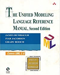 The Unified Modeling Language Reference Manual, (paperback) (Addison-Wesley Object Technology)