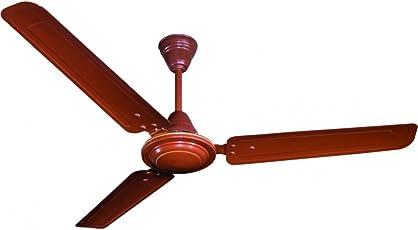 Crompton Briz Air (900mm) Brown Ceiling Fan (Pack of 2)
