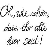 """Braun & Company 1208-14123 - Servietten """"Oh wie schön"""""""