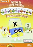Learn To Read With The Alphablocks - Phonics Next Steps Volume 2 [DVD]