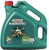 Castrol Magnatec 10W-40teilsynthetisches Motoröl für Benzin- und Dieselmotoren, 4 Liter