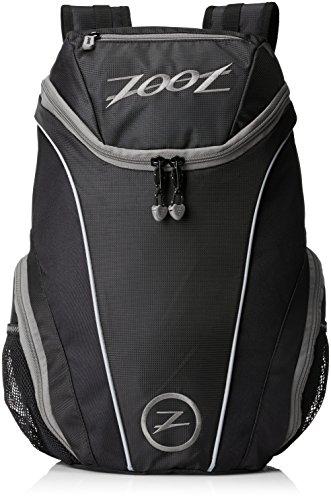 Zoot Mochila Sport Pack, unisex, Rucksack Sport Pack, negro/peltre, 45.7 x 30 x 20 cm, 1 Liter