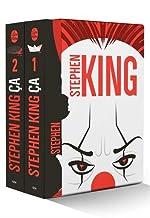 Ça (Coffret 2 tomes) de Stephen King