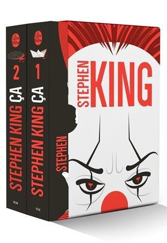 Ça (Coffret 2 tomes) par Stephen King