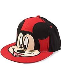 Disney Mickey Mouse Big Face Snapback Baseball Cap