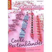 Coole Perlenbänder: Gewebte Ketten, Armbänder und mehr