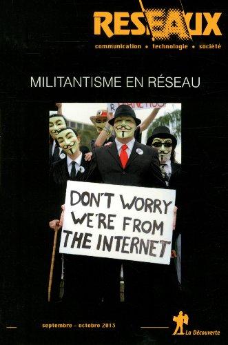 Militantisme en réseau par REVUE RÉSEAUX