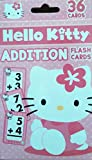 Hello Kitty Simple Addition Flash Cards