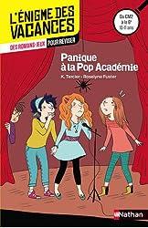 Panique à la Pop Academy