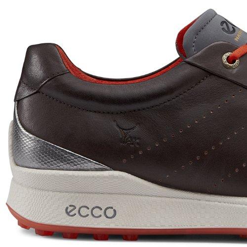 Ecco - Sportiver Herrenschnürschuh von ECCO Mokka/Brand